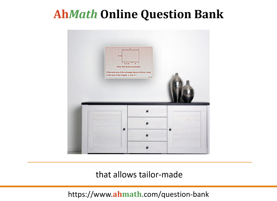 AhMath Online Question Bank Gallery image 03