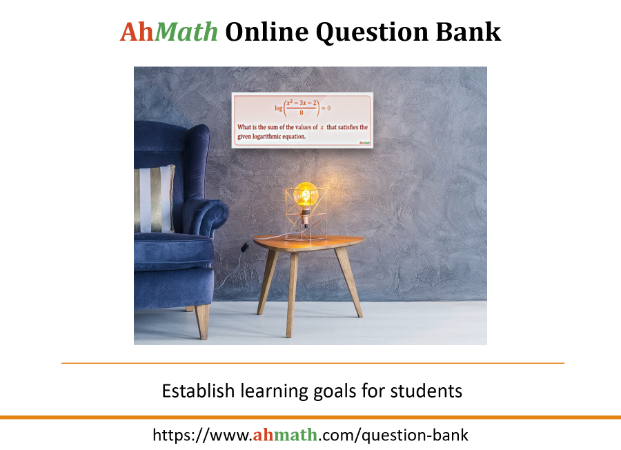AhMath Online Question Bank Gallery image 06